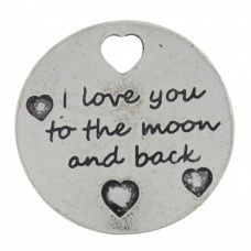 "Bedel ""I love you to the moon and back"""