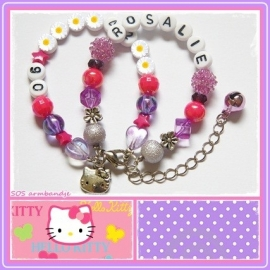SOS armband Hello Kitty