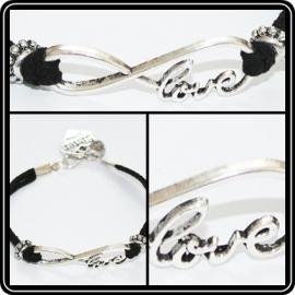 Armband Infinity - Sister Love
