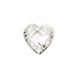 Birthstone hart - april