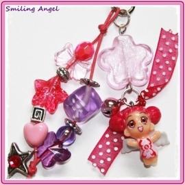 Sleutelhanger Smiling Angel
