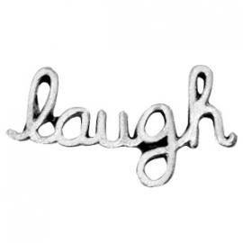 Metaalschuiver Laugh