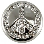 Chunk peace strass crystal