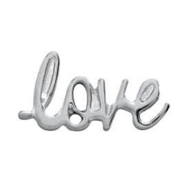 Floating locket - charm Love