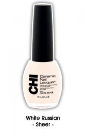 CHI Nail Lacquer White Russian CL004