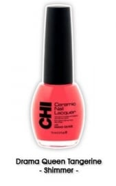 CHI Nail Lacquer Drama Queen Tangerine CL045