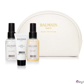 Balmain travel Cosmetic Styling Bag