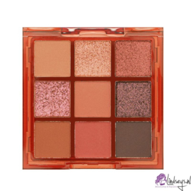 W7 Cosmetics Bare All! Pressed Pigment Palette - Raw