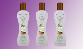 BioSilk Silk Therapy with Organic Coconut Oil