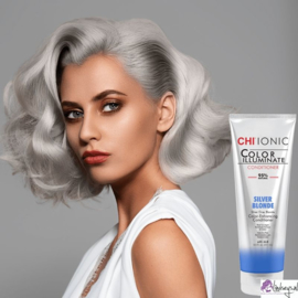 CHI Ionic Color Illuminate Conditioner - Silver Blonde