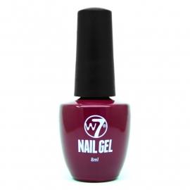 W7 Gel Nagellak - Crimson
