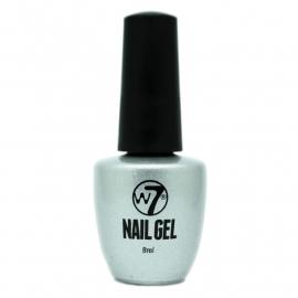 W7 Gel Nagellak - Silver Sparks
