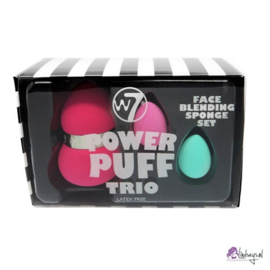 W7 Power Puff Trio beauty blenders