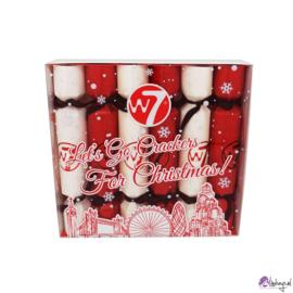 W7 Let's Go Crackers geschenkverpakking