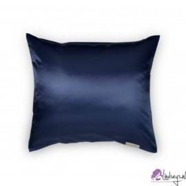 Beauty Pillow - Satijnen Kussensloop - Galaxy Blue - 60x70