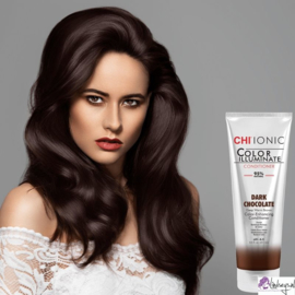CHI Ionic Color Illuminate Conditioner - Dark Chocolate