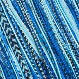 Featherheads Ocean Blue Originals bundel van vier