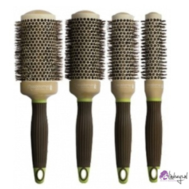 Macadamia 100% Boar Hot Curling Brush