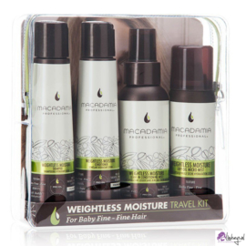 Macadamia Weightless Moisture Travel Essentials