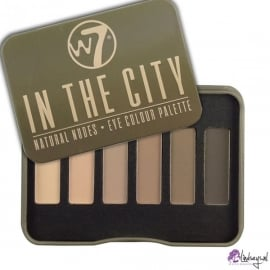 W7 In The City Palette