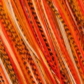 Featherheads Tangerine Originals bundel van vier