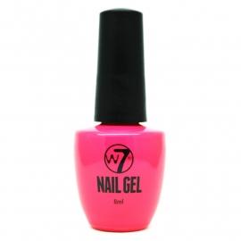 W7 Gel Nagellak - Vibre Pink