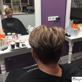 Folie highlights / Lowlights met colour board scalp vanaf