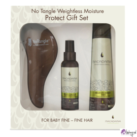 Macadamia Weightless Moisture Protect Gift Set