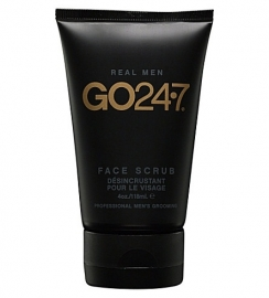 GO 24•7 Real Men Face Scrub