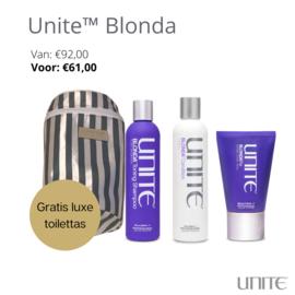 Unita Blonda Actie Set