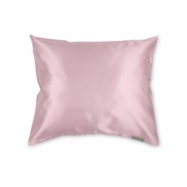 Beauty Pillow - Satijnen Kussensloop - Old Pink- 60x70