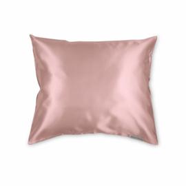 Beauty Pillow - Satijnen Kussensloop - Rose Gold - 60x70