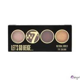 W7 Let's Go Beige