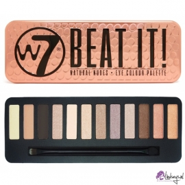 W7 Beat it Oogschaduw Palette Tin