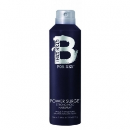 TIGI Bed head power Surge strong hold Hairspray