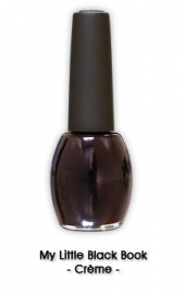 CHI Nail lacquer My Little Black Book CL070
