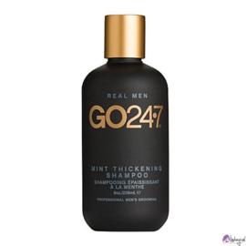 GO 24.7 Mint Thickening Shampoo