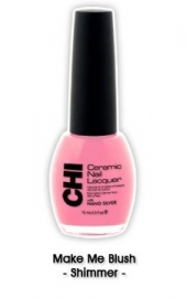 CHI Nail Lacquer Make Me Blush CL030