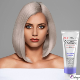 CHI Ionic Color Illuminate Conditioner - Platinum Blonde
