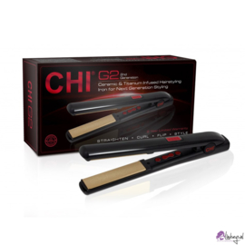 CHI G2 Titanium & Ceramic stijltang