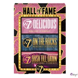 W7 Hall of Fame Oogschaduw kadoverpakking