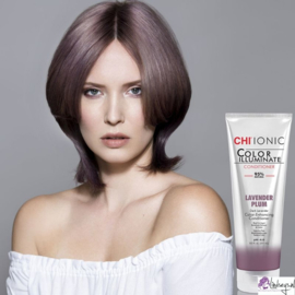 CHI Ionic Color Illuminate Conditioner - Lavender Plum