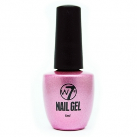 W7 Gel Nagellak - Rose Sparks