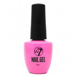 W7 Gel Nagellak - Hot Pink