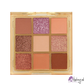 W7 Cosmetics Bare All Pressed Pigment Palette - Exposed