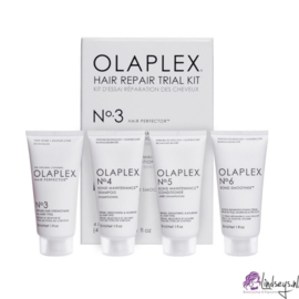 Olaplex Hair Repair Trial Kit - N°3 + N°4 + N°5 + N°6 - 30ml