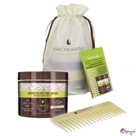 Macadamia Weightless Care Kit