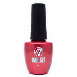 W7 Gel Nagellak - Red Sparks