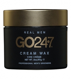 GO 24•7 Real Men Cream Wax