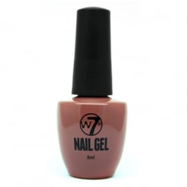 W7 Gel Nagellak - Coffee